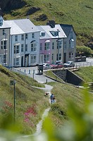 Bed and Breakfast accomodation at the seaside resort of Aberystwyth Ceredigion Wales GB