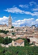 St. Emilion, Gironde, Aquitaine, France