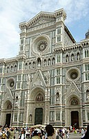 Santa Croce church. Florence. Italy