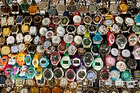 Watches. Ho Chi Minh City. Vietnam