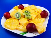A fruits dish