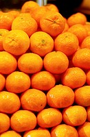 Close-up of oranges