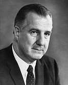 Spiro Agnew (1918-1996), 39th Vice-President of the United States of America
