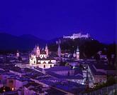 Old town, Salzburg, Austria.