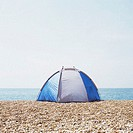 Tent on a beach