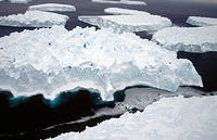 Eroded Iceberg. Dumont d´Urville. Antarctica