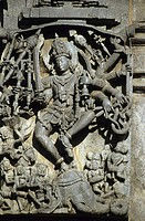 Shiva, Belur, Karnataka, India