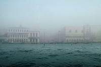 Palace at the waterfront, Doges palace, Venice, Veneto, Italy