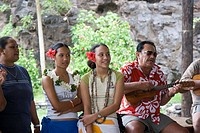 Ua Huka, Marquesas Islands, French Polynesia, (Editorial use only)