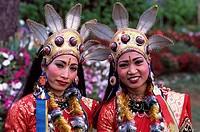 Kathmandu, Classical Dancers