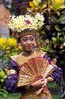 Bali, Legong Dancer