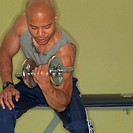 Man Lifting Weights (thumbnail)