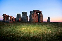 Stonehenge at Twilight