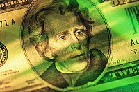 Andrew Jackson on $20 Bill