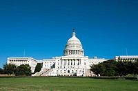Capitol building in Washington, DC. USA