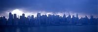 Midtown skyline, Manhattan, New York, Usa