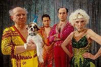 Angry Circus Family
