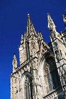 Spire of Barcelona Cathedral
