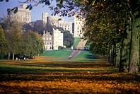 Windsor castle, Windsor, Berkshire, England, UK
