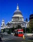 Saint Paul´s cathedral, London, England, UK
