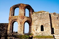 Kaiserthermen - The best Roman Bath, Trier, Germany