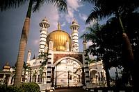 Malaysia, Kuala Kangsar, Ubudiah mosque