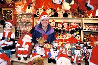 France, Haut-Rhin (68), Christmas markets in Alsace region