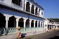Comoros Republic, Anjouan island, Mutsumudu medina