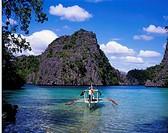 Philippines, Palwan Province, Coron Island