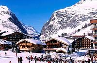 France, Savoie (73), Val d´Isère ski resort