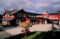 Norway, center region, Fefor Hoefjellshotel