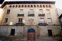 Sos del Rey Católico. Cinco Villas, Zaragoza province, Aragón, Spain