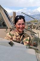asia, afghanistan, bagram, italian contingent, italian alpine troops