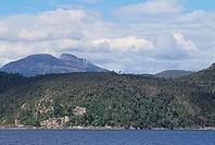 america, chile, patagonia, aysen, fjords