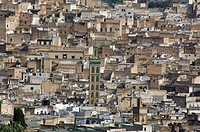 10821825, fez, overview, town, city, Morocco, Africa, North Africa