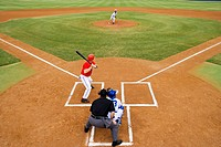 Pitcher Pitching to Batter