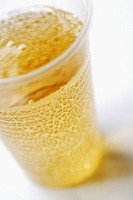 High angle view of soda in a glass (thumbnail)