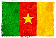 Flag of Cameroon (thumbnail)