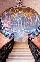 Zalce Mural Morelia Mexico