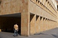 City hall, by Rafael Moneo, Logroño, La Rioja. Spain