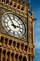 Big Ben. London. England. UK.