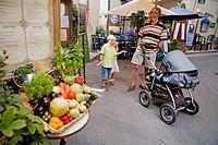 Forcalquier. Alpes de Haute-Provence (04). Provence. France