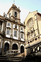 S.Francisco Church. Porto city. Portugal