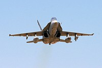 F-18 Hornet, Spanish Air Force