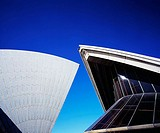 Australia, Sydney, city-opinion, opera, detail, New South Wales, city, city, construction, landmarks, sight, opera-house, opera-buildings, constructio...