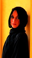 Portrait of an Arab woman (thumbnail)