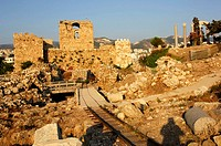 Byblos fortress, Lebanon (thumbnail)