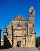 Iglesia del Salvador, Úbeda. Jaén province, Andalusia, Spain