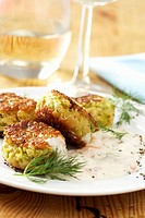 Savoy cabbage burgers