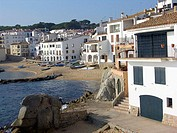 Calella de Palafrugell, Costa Brava, Girona province. Catalonia. Spain